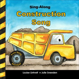 Sing-Along Construction Song Cover